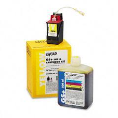 Kodak 21296400 Ink, Yellow