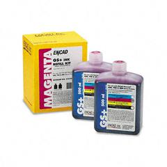 Kodak 21315000 Graphic Standard Plus Ink, 2/Box, Magenta
