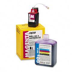Kodak 21998800 Go+ Ink, Magenta