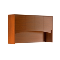 Hutch With Wood Doors
