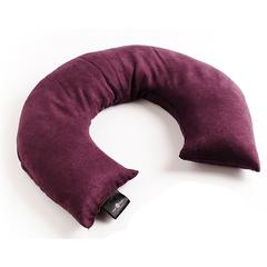 Peachskin Neck Pillow - Plum