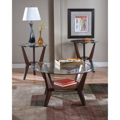 Signature Design by Ashley Ferretti 3 Piece Occasional Table Set