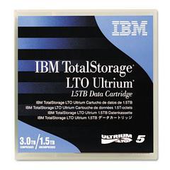 Ultrium LTO-5 Cartridge, 1.5TB, Burgundy Case