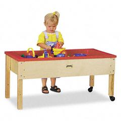 Sensory Table, 42w x 22d x 20h, Birch