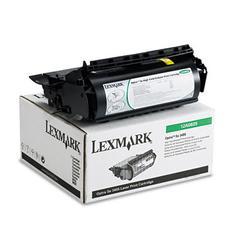 Lexmark Black Toner Cartridge - Black - Laser - 23000 Page - 1 Each - Retail