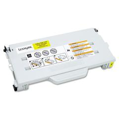 20K1443 High-Yield Toner, 6600 Page-Yield, Yellow