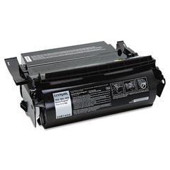 Lexmark 24B1434 Toner, 10000 Page-Yield, Black