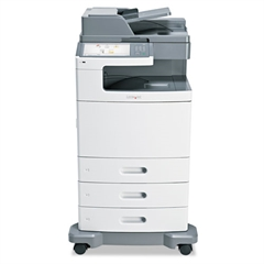 Lexmark X792dte Multifunction Laser Printer, Copy/Fax/Print/Scan