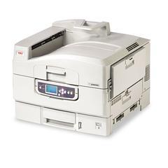 Oki 9650N Color Laser Printer