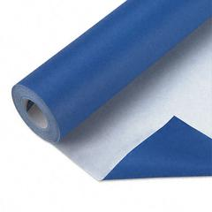 "Fadeless Paper Roll, 48"" x 50 ft., Royal Blue"