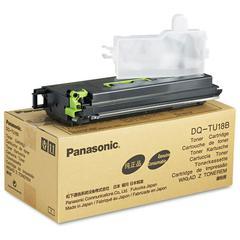 Panasonic DQTU18B Toner, 18000 Page-Yield, Black