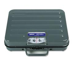 All-Purpose Mechanical Utility Scale, 100lb Capacity, 10-1/2 x 13-1/4 Platform