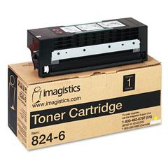 Pitney Bowes 8246 Toner, 20000 Page-Yield, Black