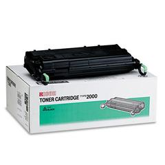 Ricoh 400394 High-Yield Toner, 14000 Page-Yield, Black