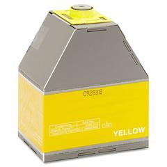 Ricoh 884901 Toner, 19000 Page-Yield, Yellow