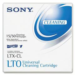 LTO Universal Cleaning Cartridge, 50 Uses