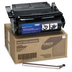 Troy 0281013001 Compatible MICR Toner, 13,500 Page-Yield, Black
