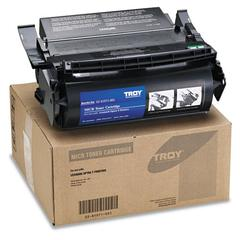 Troy 0281071001 Compatible MICR Toner, 16,000 Page-Yield, Black