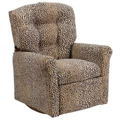 Flash Furniture Kids Top Cat Microfiber Rocker Recliner