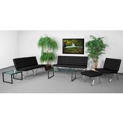 HERCULES Flash Series Reception Set in Black