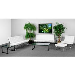 HERCULES Flash Series Reception Set in White