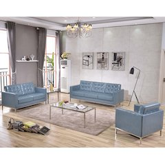 HERCULES Lacey Series Reception Set in Gray