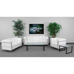 HERCULES Regal Series Reception Set in White