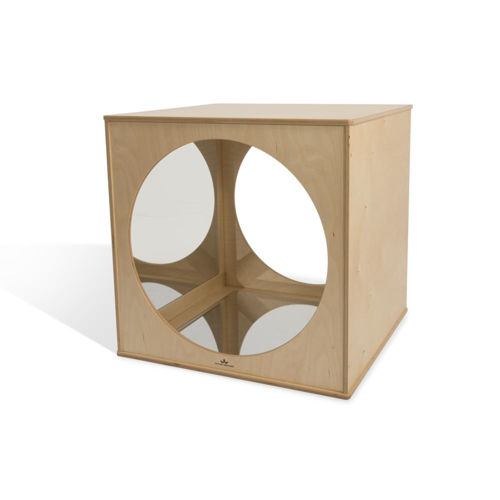 Toddler Kaleidoscope Play House Cube. Picture 1