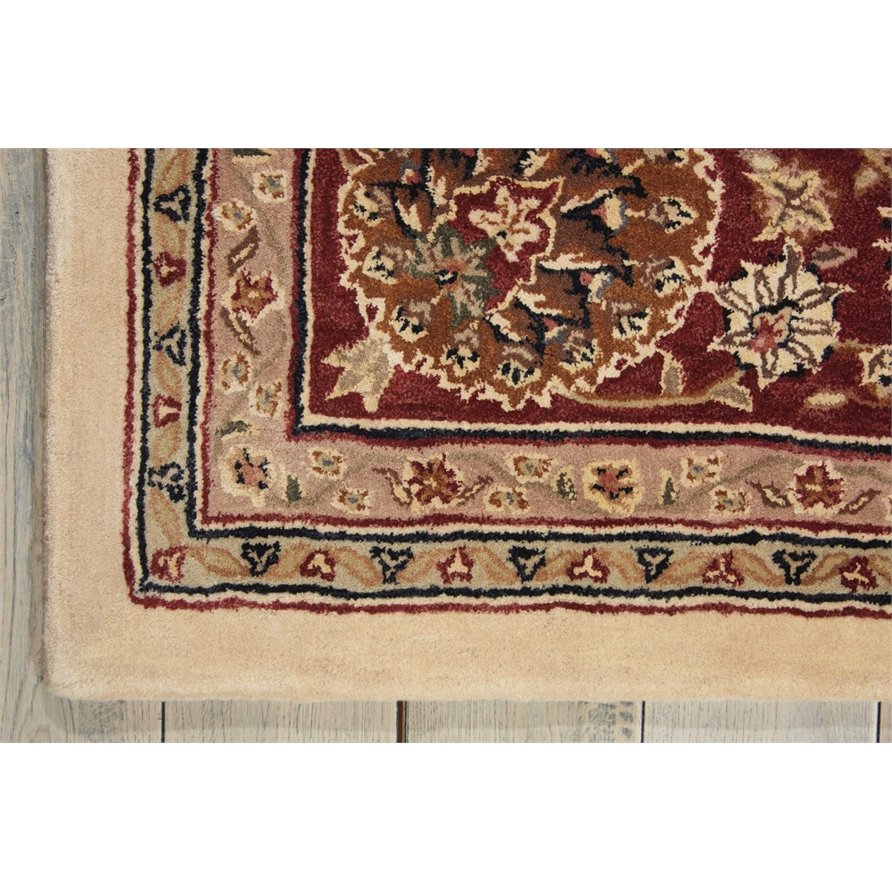 2000 Ivory Area Rug. Picture 2