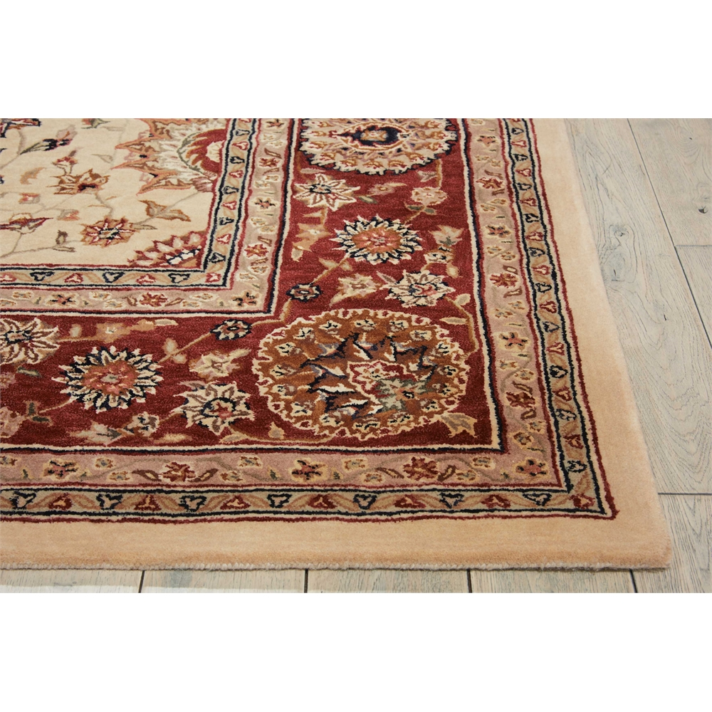 2000 Ivory Area Rug. Picture 3