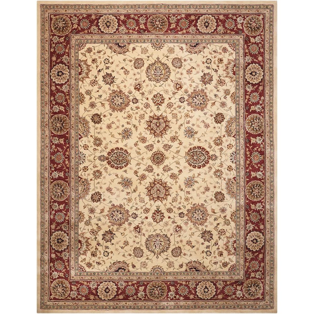 2000 Ivory Area Rug. Picture 1
