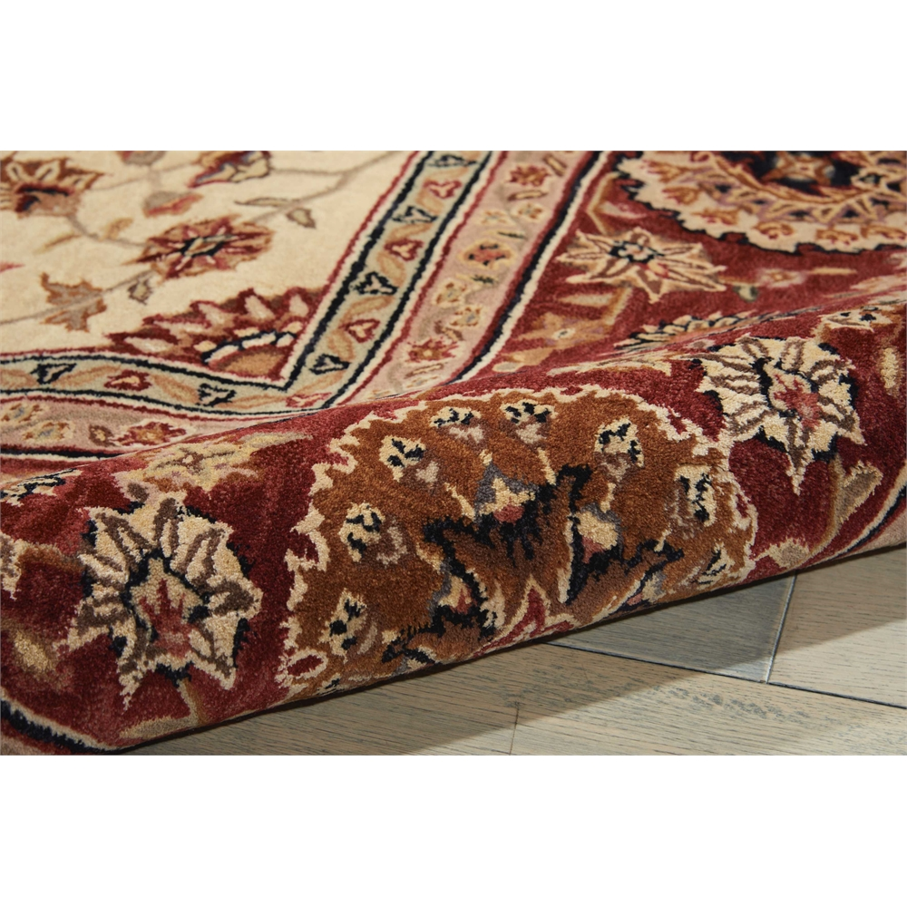 2000 Ivory Area Rug. Picture 5