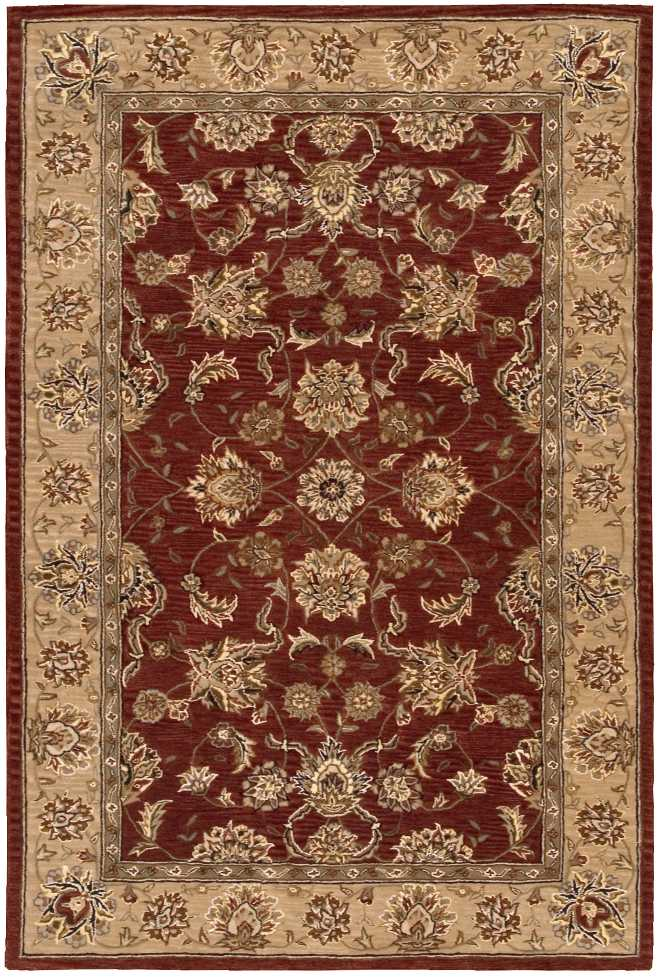 Nourison Nourison 2000 Brick Area Rug. The main picture.