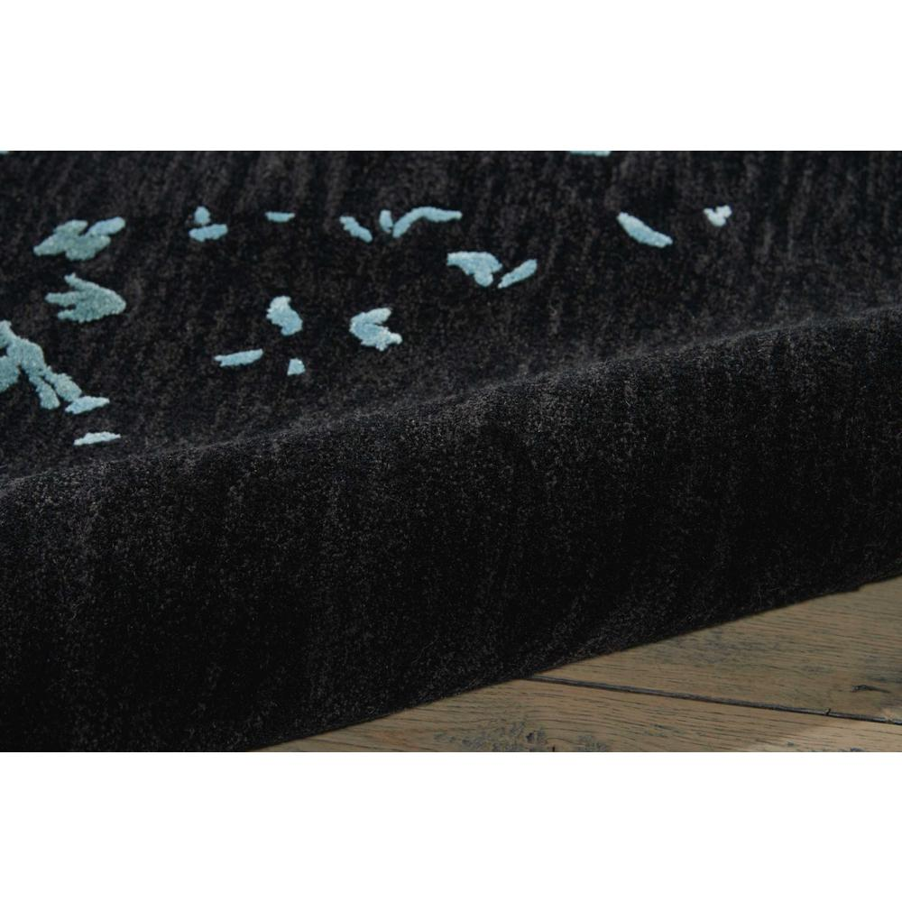 """Opaline Area Rug, Mmidnight Blue, 8'6"""" x 11'6"""". Picture 3"""