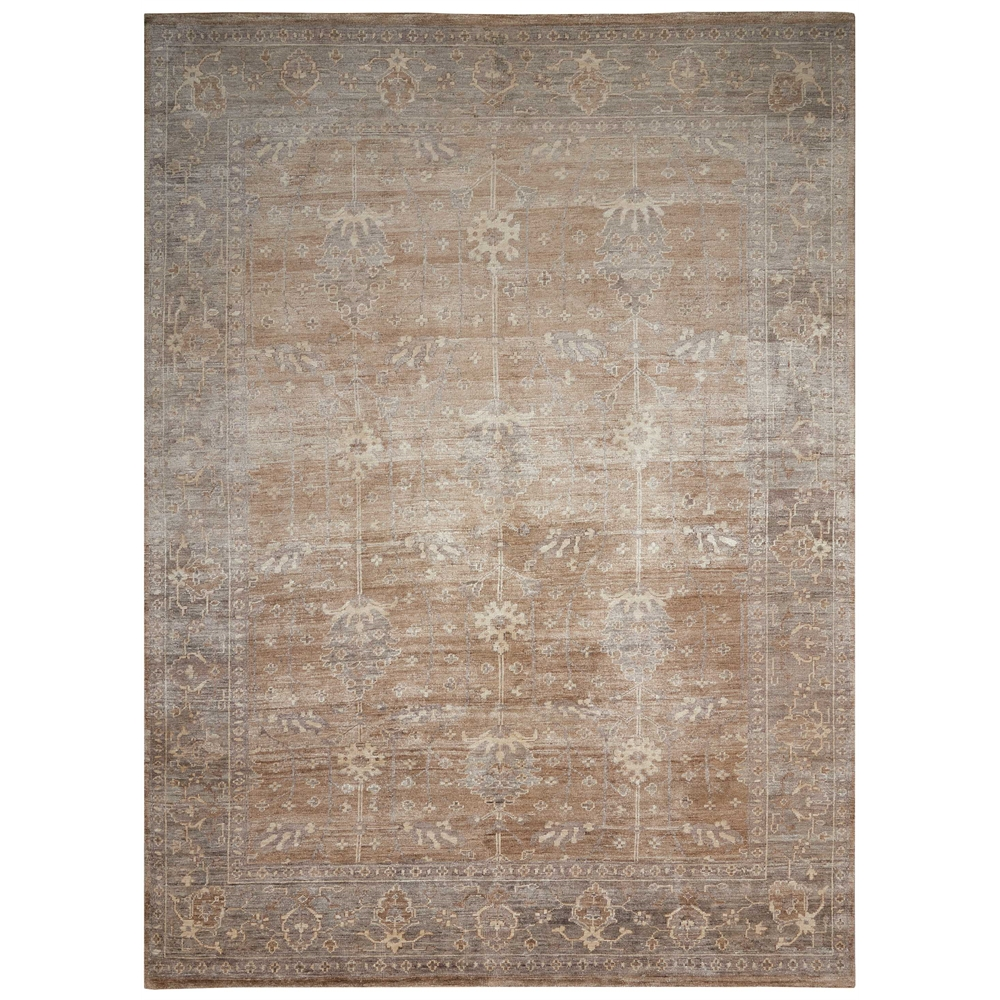 Aldora Pewter Area Rug. The main picture.