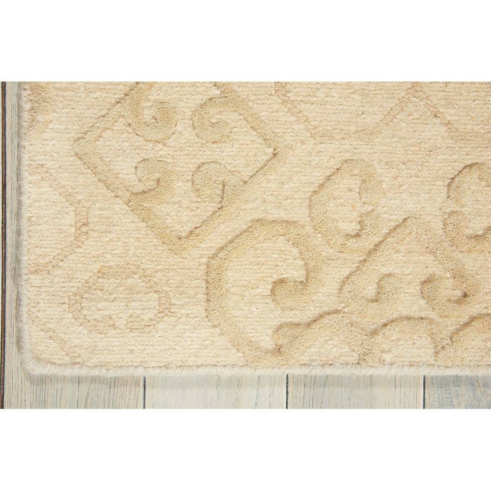 Ambrose Linen Area Rug. Picture 2