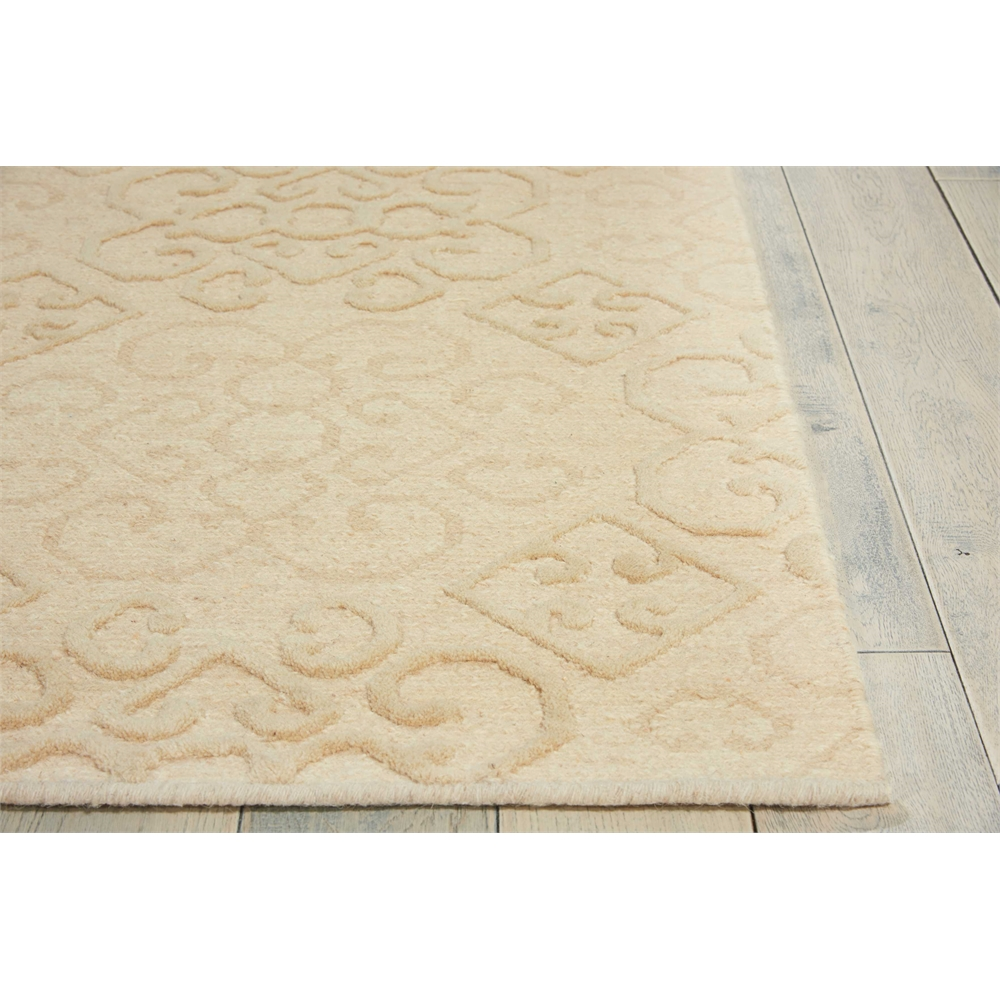 Ambrose Linen Area Rug. Picture 3