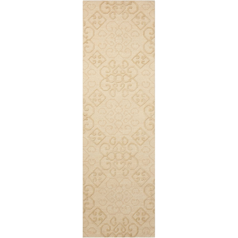 Ambrose Linen Area Rug. Picture 1