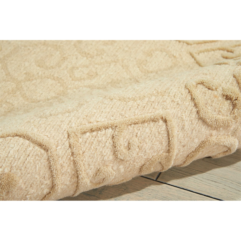 Ambrose Linen Area Rug. Picture 5