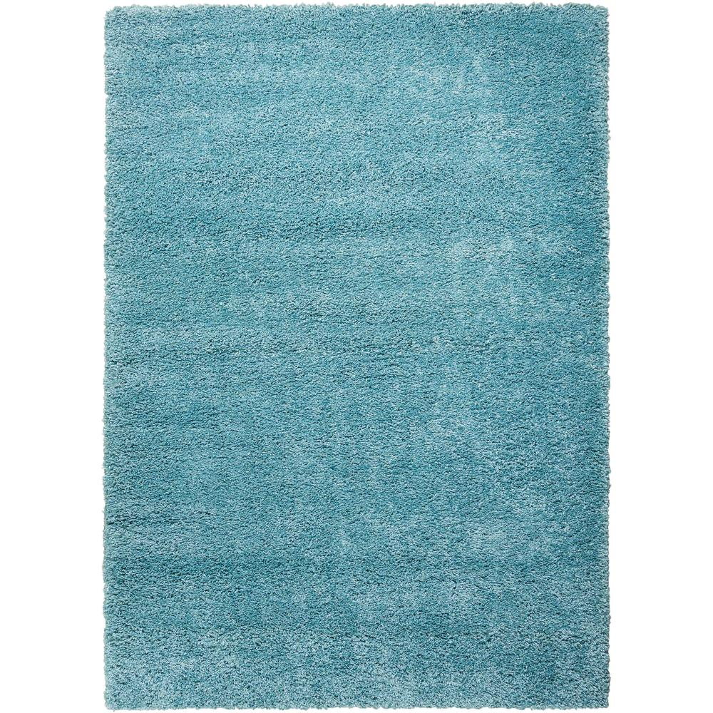 "Amore Area Rug, Aqua, 3'11"" x 5'11"". The main picture."