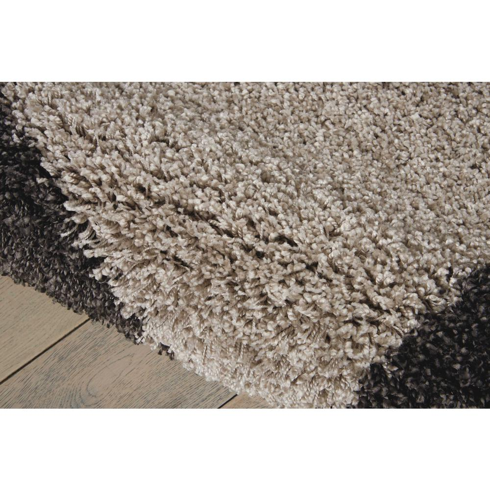 """Amore Area Rug, Silver/Charcoal, 3'11"""" x 5'11"""". Picture 7"""