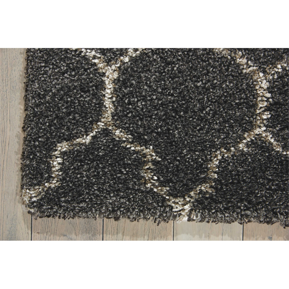 """Amore Area Rug, Charcoal, 2'2"""" x 10'. Picture 2"""