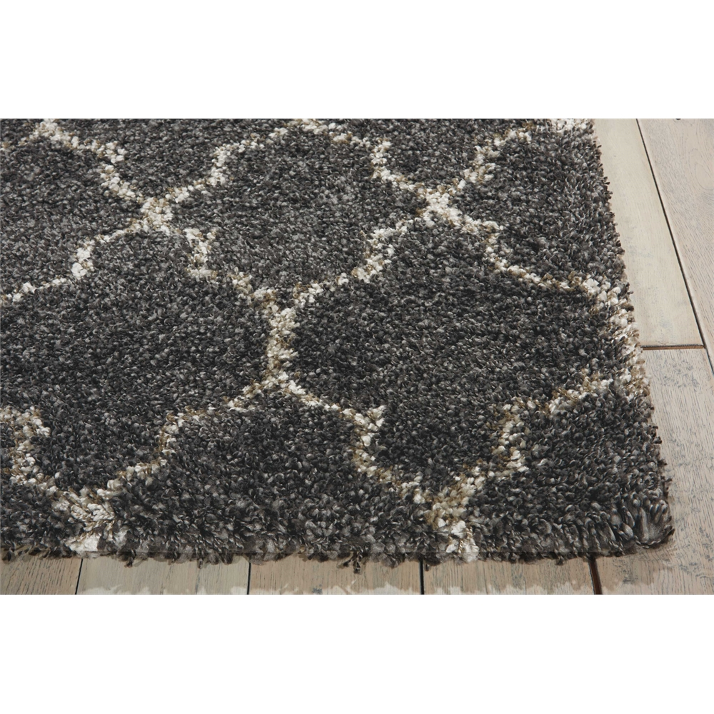 """Amore Area Rug, Charcoal, 2'2"""" x 10'. Picture 3"""