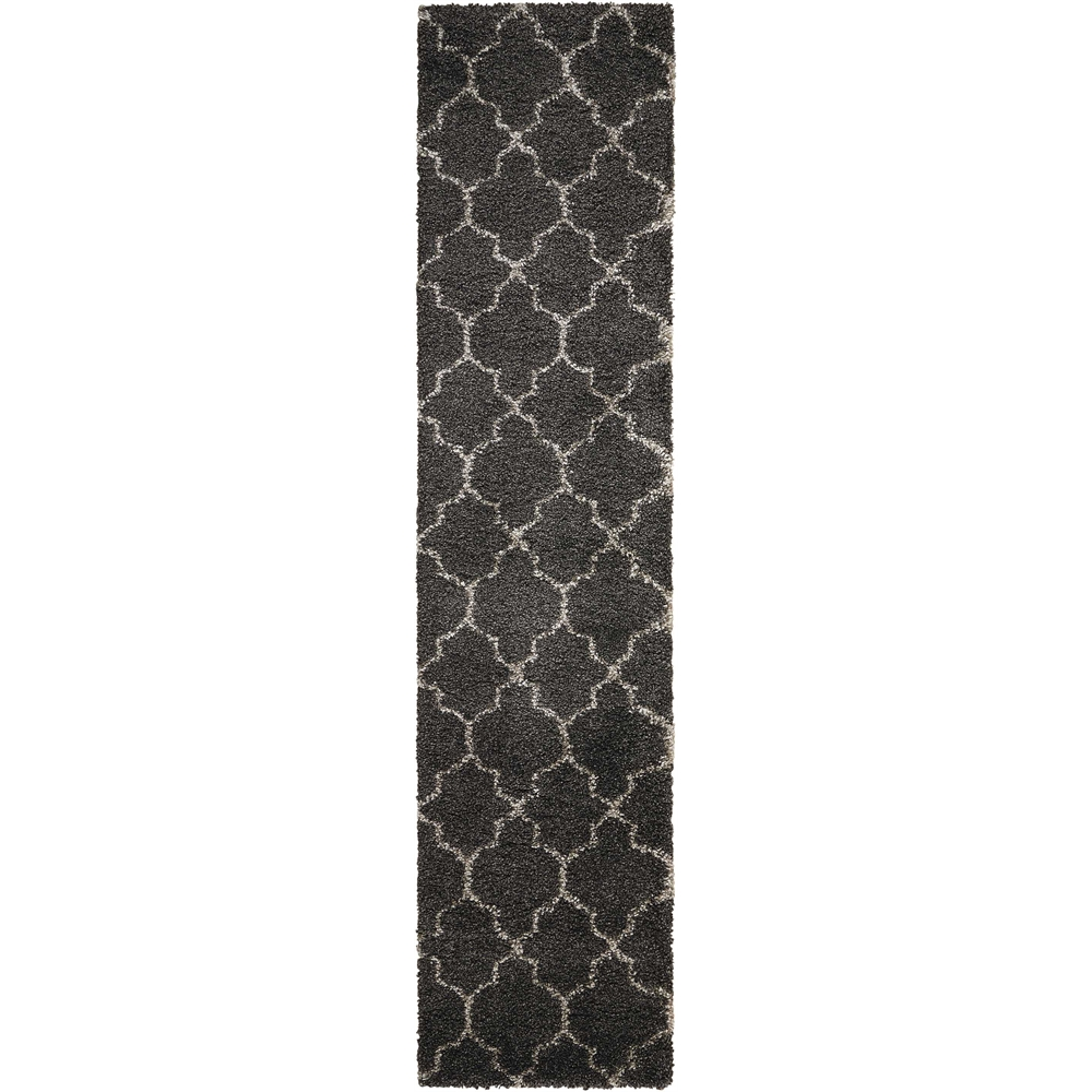 """Amore Area Rug, Charcoal, 2'2"""" x 10'. Picture 1"""