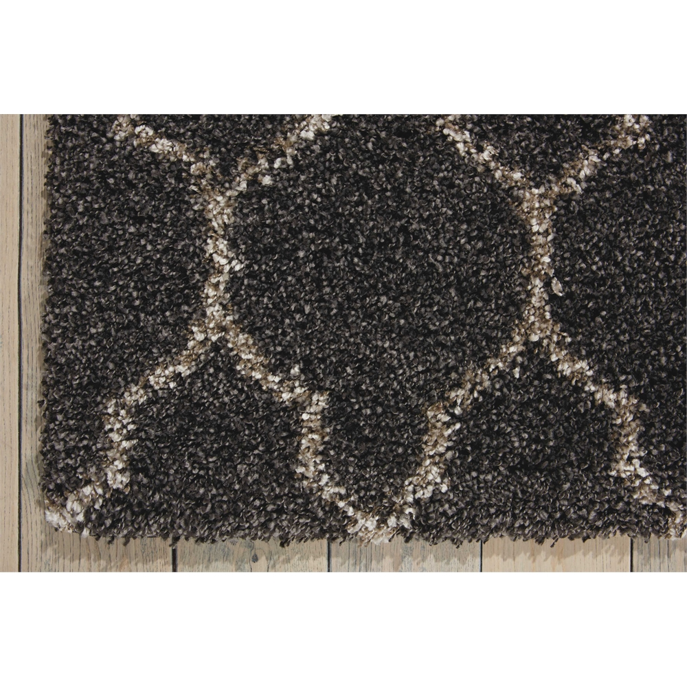 """Amore Area Rug, Charcoal, 6'7"""" x 6'7"""". Picture 2"""