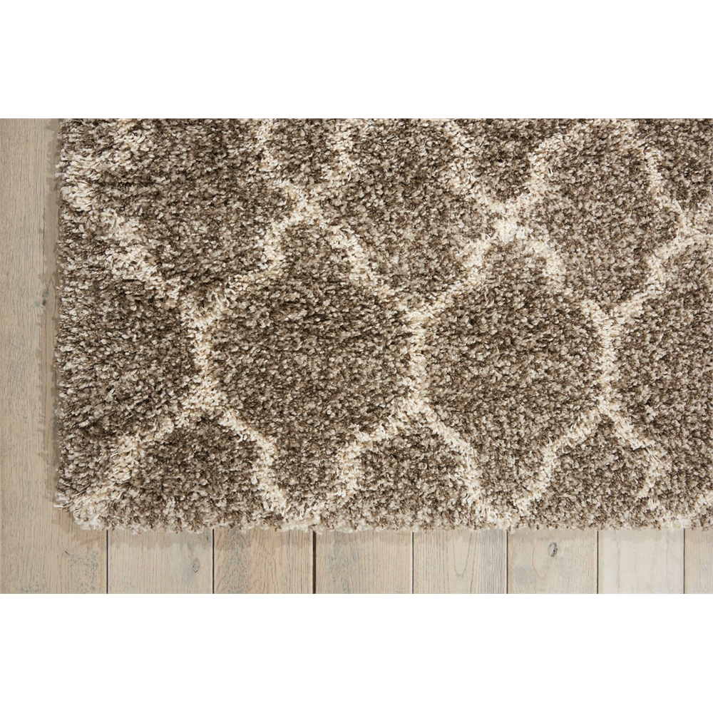 """Amore Area Rug, Stone, 6'7"""" x 6'7"""". Picture 2"""