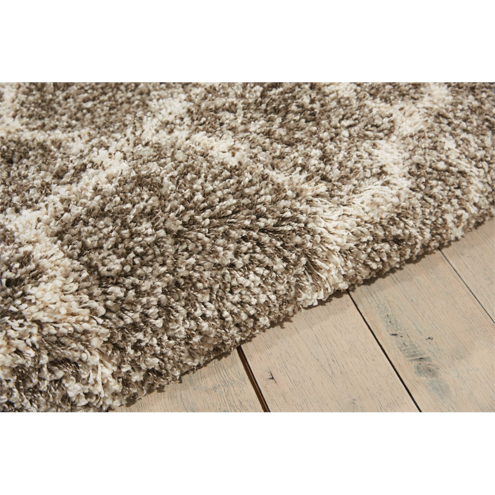 """Amore Area Rug, Stone, 6'7"""" x 6'7"""". Picture 7"""