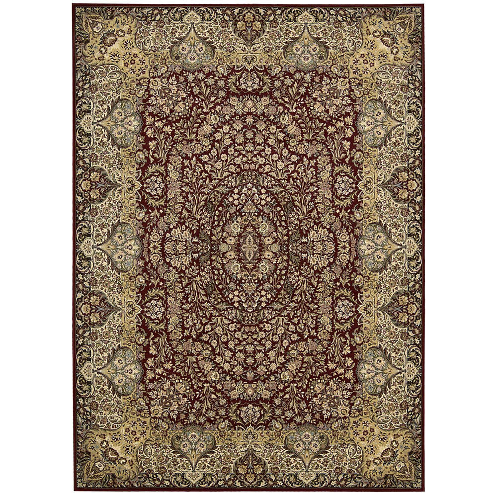 Home 187 bathroom 187 bathroom accessories 187 soap dispensers - Ki11 Antiquities Rectangle Rug By Burgundy 7 10 Quot X 10 10 Quot