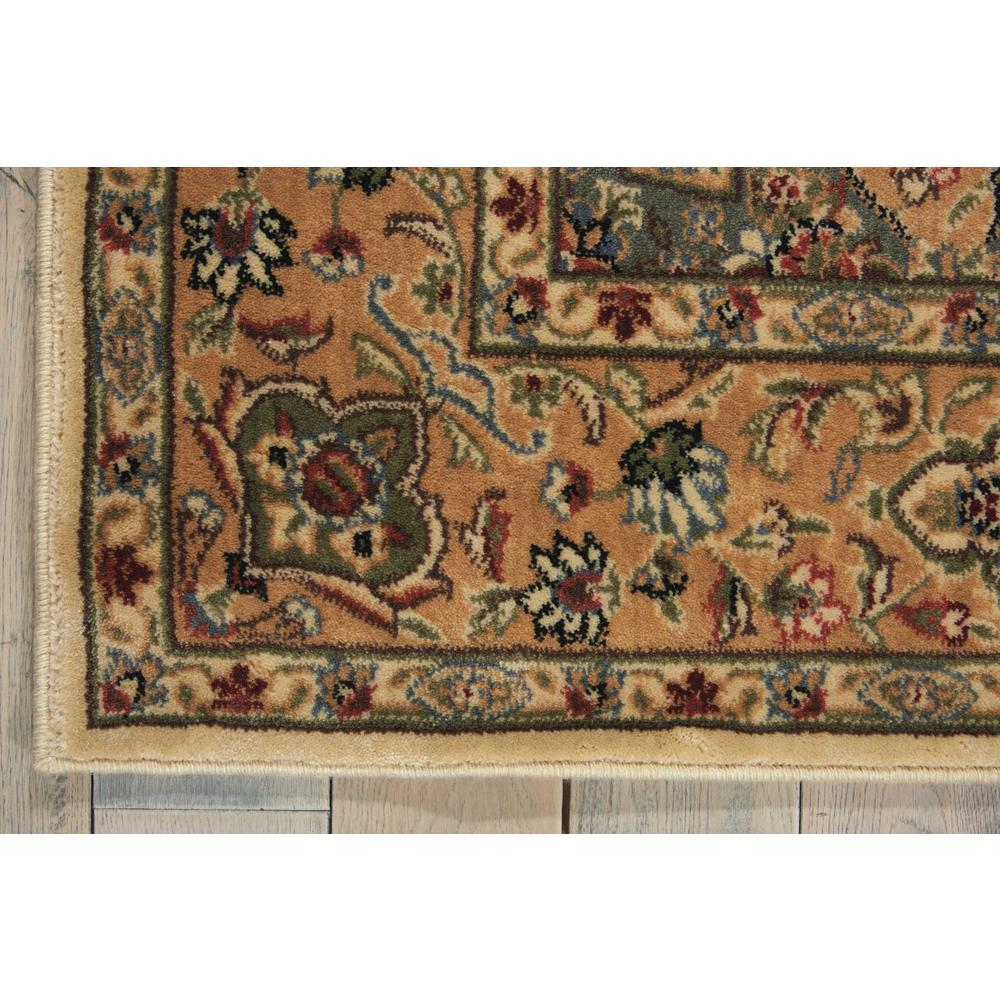 Nourison Persian Arts Ivory/Gold Area Rug. Picture 4