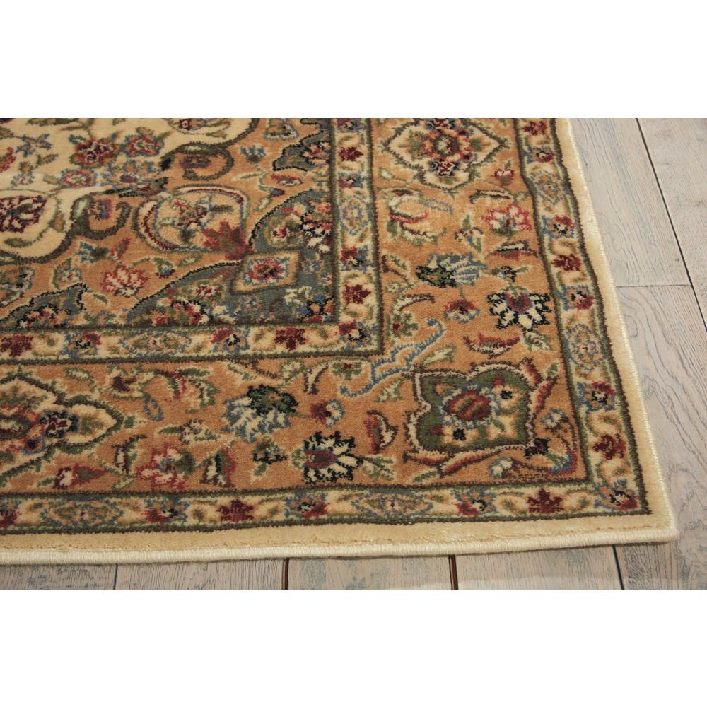 Nourison Persian Arts Ivory/Gold Area Rug. Picture 3